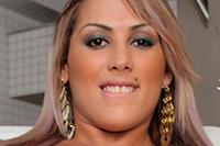 Sexy TS Juliana Souza Pleases & Teases