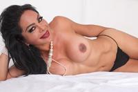 Latina Shemale Caroline Brekara Solo